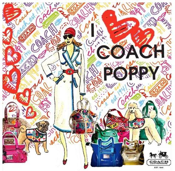 I <3 poppy coach