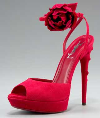 Yves-saint-laurent-red-shoe